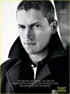 Wentworth Miller Covers 'August Man Malaysia' September 2014 (Exclusive) | wentworth miller covers august man exclusive 01 - Photo