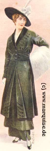 Fashion Pictures 1915