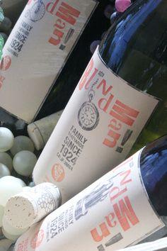 label / blind man #taninotanino #vinosmaximum