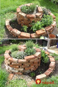 Most recent Totally Free Raised Garden Beds stone Concepts Positive, that is an unusual headline. However yes, if When i first constructed the raised garden beds My part. Herb Spiral, Spiral Garden, Brick Garden, Side Garden, Garden Path, Small Gardens, Outdoor Gardens, Herb Garden Design, Herbs Garden