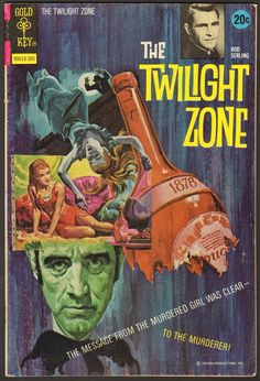 The Twilight Zone Comic #49 Publisher: Gold Key Comics Date: May 1973
