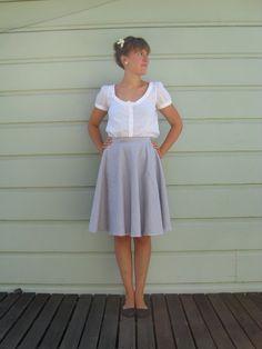 Natty's Circle Skirt