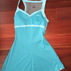 SALE! Nike blue tennis dress Ladies small Nike Other
