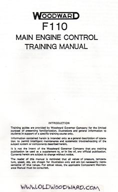 Ge Cf Engine  General ElectricS Jet Engine Control History