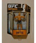 "2011 UFC Contenders 3 3/4"" Action Figure- Tito Ortiz - $12.99"