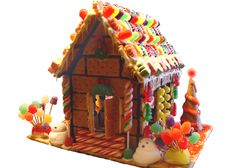 Gingerbread House for the Martin Family