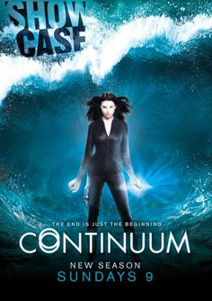 Continuum TV Series Poster (Version 02) | Horrornews.