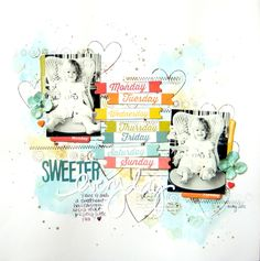 A Project by Missy Whidden from our Scrapbooking Gallery originally submitted 01/23/14 at 08:13 AM