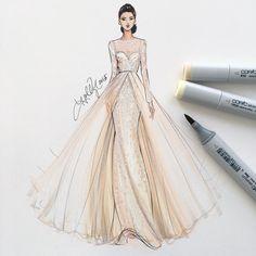 awesome hnicholsillustration by  http://www.redfashiontrends.top/fashion-sketches/hnicholsillustration/