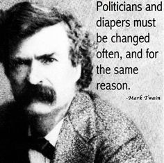 Funny pictures about Mark Twain On Politicians. Oh, and cool pics about Mark Twain On Politicians. Also, Mark Twain On Politicians photos. Great Quotes, Quotes To Live By, Me Quotes, Funny Quotes, Inspirational Quotes, Cigar Quotes, Funny Memes, Hilarious, Epic Quotes
