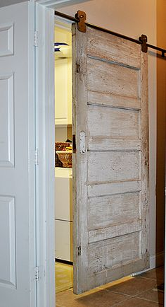 Its great to see old doors appreciated and not tossed to the burn pile.
