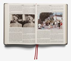 Discovering Berthold Brecht's Bible moves artists to explore the text's violence... http://www.we-heart.com/2014/07/31/adam-broomberg-and-oliver-chanarin-divine-violence-mostyn-llandudno/