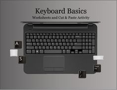 This is a FREE product that can be used to reinforce computer keyboard use. Students are using computers/laptops/tablets more than ever in classrooms today and this product helps give them added hands on practice to learn key placement and what the symbols represent.