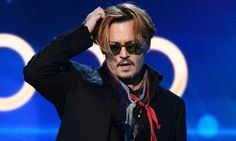 'It was one of those nights' says Depp after he was seen slurring his words and unsteady on his feet while presenting an award