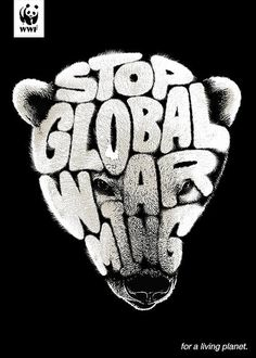 STOP GLOBAL WARMING by dzeri29, via Flickr