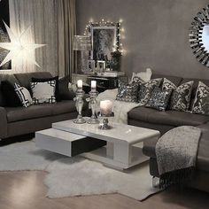 Get inspiration for your work in progress: a new home decor project! Find out the best living room ideas for your interior design project at www.maisonvalenti...http://www.maisonvalentina.net/en/inspiration-and-ideas/