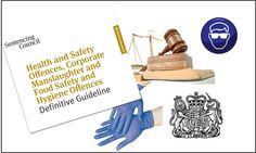 Latest HCS Safety article about Harsher sentencing for health and safety offences announced Food Safety, Health And Safety, Letter Board, Place Card Holders, Lettering, Cards, Calligraphy, Maps, Letters