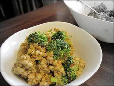 barley and broccoli salad