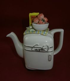 Paul-Cardew-FRIDGE-1-Cup-Teapot-Rare