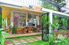 Flowerpot cafe ราม21