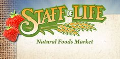 Staff Of Life Natural Health Foods Market in Santa Cruz is fantabulous, all about local foods!