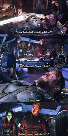 Pin by emma averill on marvel avengers, marvel jokes Avengers Humor, Marvel Avengers, Marvel Jokes, Films Marvel, Funny Marvel Memes, Dc Memes, 9gag Funny, Marvel Heroes, Thor Meme