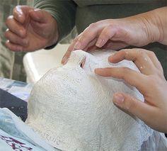 Plaster Gauze Masks More