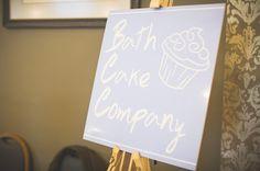 Bath Cake Company - photo by Evoke Pictures: Bristol Vintage Wedding Fair