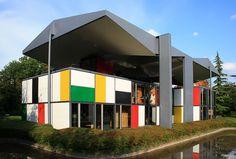 Museum Heidi Weber by Le Corbusier