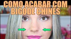 Bigode Chinês Antes e Depois - Como Acabar Com o Bigode Chines