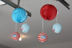 Nautical Party Decorations | Nautical by Nature blog: Nautical First Birthday Party