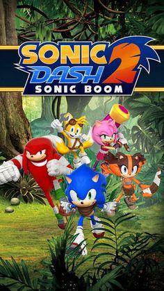 Sonic Dash 2: Sonic Boom llega a iOS