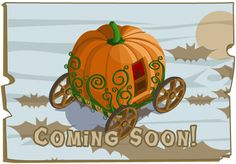 When the clock chimes at midnight, this carriage will turn back to normal. Keep the Pumpkin Coach in its magical state always in your Farm Story!