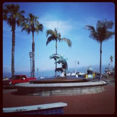 Santa Barbara California, Santa Barbara pier