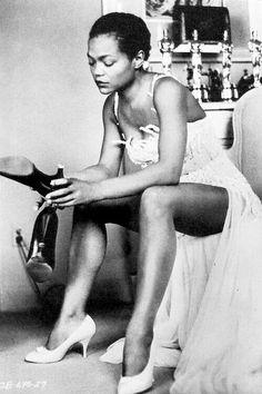 Eartha  Kitt.  Classic fine. #blackwomen #classicbeauty