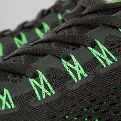 Textile, fabric, shoe, lace, reinforcement, detail, stitch, breathable, webbing