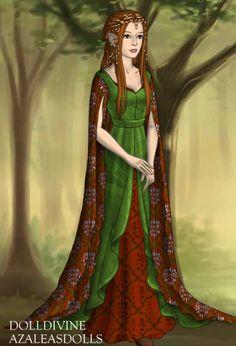 Wedding Gown tauriel