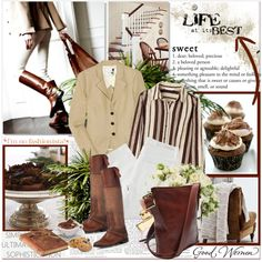 """Life at its best"" by mizrose on Polyvore"