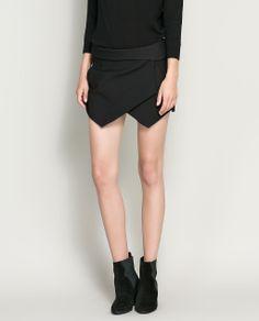 Image 2 of MINI SKORT from Zara