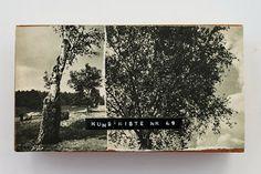 mano kellner, projet 2013, kunstkiste nr 49, mahnung, vorderseite Handmade Journals, Handmade Books, Box Art, Art Boxes, Collage, Tapestry, Symbols, Art Journals, Sketchbooks