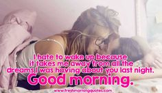 20 Beautiful Good Morning Image with Love Couple - Freshmorningquotes