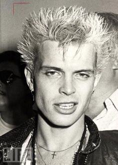 24 best Billy Idol images on Pinterest   Billy idol  Punk rock and     Billy Idol