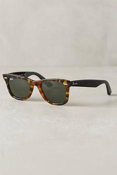 Ray-Ban Original Wayfarer Fleck Sunglasses