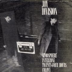 """ Joy Division ‎– Solitary Demands EP     """