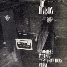 """ Joy Division – Solitary Demands EP """