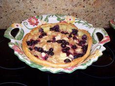 Made with all-purpose flour, milk, eggs, margarine OR butter, apples, brown sugar, ground cinnamon | CDKitchen.com