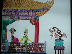 ... Gustavo Thomas Theatre: Chinese Opera, Music and Shadow Theatre Puppets at Mentougou Museum