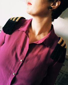 #Hombreras #fashion #solidarias #diseño #original y #único hecho a mano en #España por afectada de #fibromialgia. Diseñadas por y para mujeres luchadoras, pero en especial para las que padecen  una enfermedad invisible #fibromialgia #fatigacronica #sensibilidadquimicamultiple   #hechoamano #handmade #madeinspain #hechoenespaña #accesorios #accessories #complementos #charreteras #epaulettes #shoulderpads #fashion #style #moda #aplicaciones #broche #regalooriginal