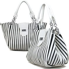 What better way to say Spring than with a white purse