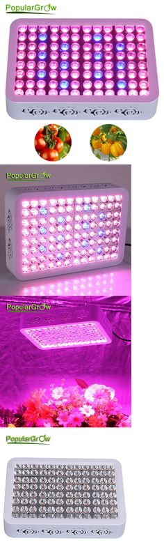 Hydroponic Systems 178991: Populargrow 300W Led Grow Light Double Chip Cob Indoor Plant Hydroponics System -> BUY IT NOW ONLY: $61.69 on eBay!